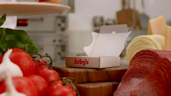 Arby's Pizza Slider TV Spot, 'Any Big Game' - Thumbnail 5