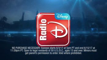Radio Disney Spider-Man: Homecoming Web Carpet Sweepstakes TV Spot, 'Code' - Thumbnail 4