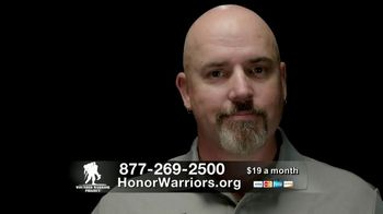 Wounded Warrior Project TV Spot, 'Again and Again' Featuring Trace Adkins - Thumbnail 4