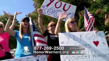 Wounded Warrior Project TV Spot, 'Again and Again' Featuring Trace Adkins - Thumbnail 7