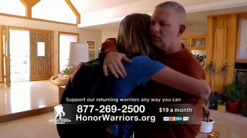 Wounded Warrior Project TV Spot, 'Again and Again' Featuring Trace Adkins - Thumbnail 8