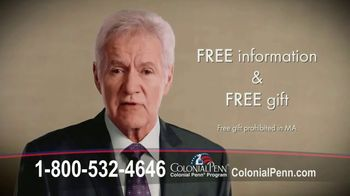 Colonial Penn Whole LIfe Insurance TV Spot, 'Be Prepared' Feat. Alex Trebek - Thumbnail 8