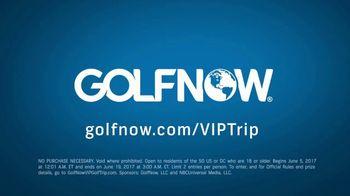 GolfNow.com TV Spot, 'VIP Golf Trip to Scotland' Featuring Dylan Dreyer - Thumbnail 6