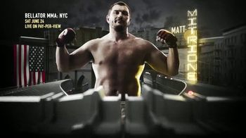 Pay-Per-View TV Spot, 'Bellator MMA: NYC' - Thumbnail 6