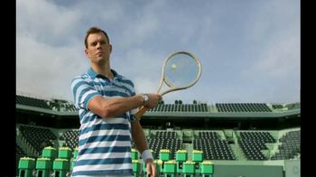 Izod Advantage Polo TV Spot, 'Polo of the Future' Ft. Bob Bryan, Mike Bryan - Thumbnail 5