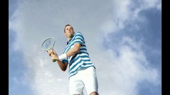 Izod Advantage Polo TV Spot, 'Polo of the Future' Ft. Bob Bryan, Mike Bryan - Thumbnail 8