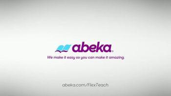 Abeka TV Spot, 'FlexTeach' - Thumbnail 8