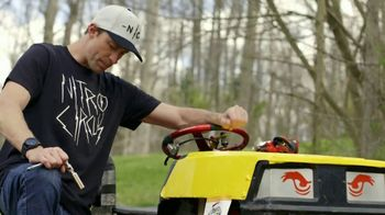 Oberto TV Spot, 'Lawn Mower' Featuring Travis Pastrana, Stephen A. Smith - 51 commercial airings