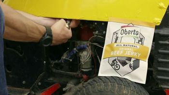 Oberto TV Spot, 'Lawn Mower' Featuring Travis Pastrana, Stephen A. Smith - Thumbnail 1