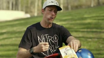 Oberto TV Spot, 'Lawn Mower' Featuring Travis Pastrana, Stephen A. Smith - Thumbnail 5