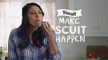 Triscuit TV Spot, 'Yo-pome-stachio-scuit' Featuring Cecily Strong - Thumbnail 8