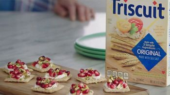Triscuit TV Spot, 'Yo-pome-stachio-scuit' Featuring Cecily Strong - Thumbnail 5