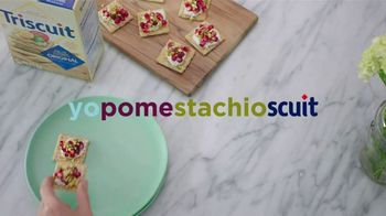Triscuit TV Spot, 'Yo-pome-stachio-scuit' Featuring Cecily Strong - Thumbnail 6
