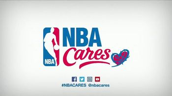 NBA Cares TV Spot, 'NBA Finals Legacy Project' - Thumbnail 9