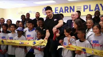 NBA Cares TV Spot, 'NBA Finals Legacy Project'