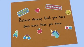The More You Know TV Spot, 'Showing That You Care' - Thumbnail 7