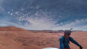 Garmin VIRB 360 TV Spot, 'Mountain Biking Bartlett Wash, Moab, UT' - Thumbnail 2