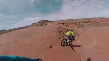 Garmin VIRB 360 TV Spot, 'Mountain Biking Bartlett Wash, Moab, UT' - Thumbnail 3
