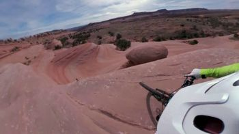 Garmin VIRB 360 TV Spot, 'Mountain Biking Bartlett Wash, Moab, UT' - Thumbnail 6