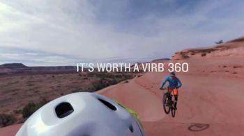 Garmin VIRB 360 TV Spot, 'Mountain Biking Bartlett Wash, Moab, UT'