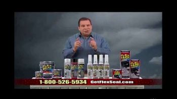 Flex Seal TV Spot, '2017 Storm Season'