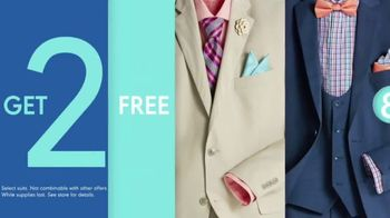 K&G Fashion Superstore TV Spot, 'Father's Day: Suits'