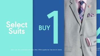 K&G Fashion Superstore TV Spot, 'Father's Day: Suits' - Thumbnail 4