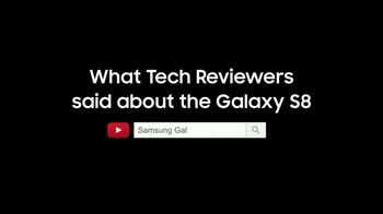 Samsung Galaxy S8 TV Spot, 'Tech Reviewers' - Thumbnail 1