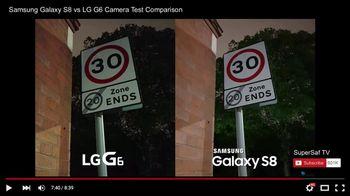 Samsung Galaxy S8 TV Spot, 'Tech Reviewers' - Thumbnail 5