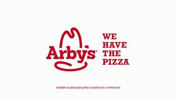 Arby's Pizza Slider TV Spot, 'The Crust Is Buns' - Thumbnail 6
