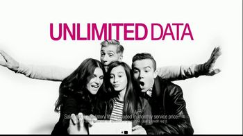 T-Mobile Unlimited Data TV Spot, '4 Unlimited Lines For $40 Each' - Thumbnail 6