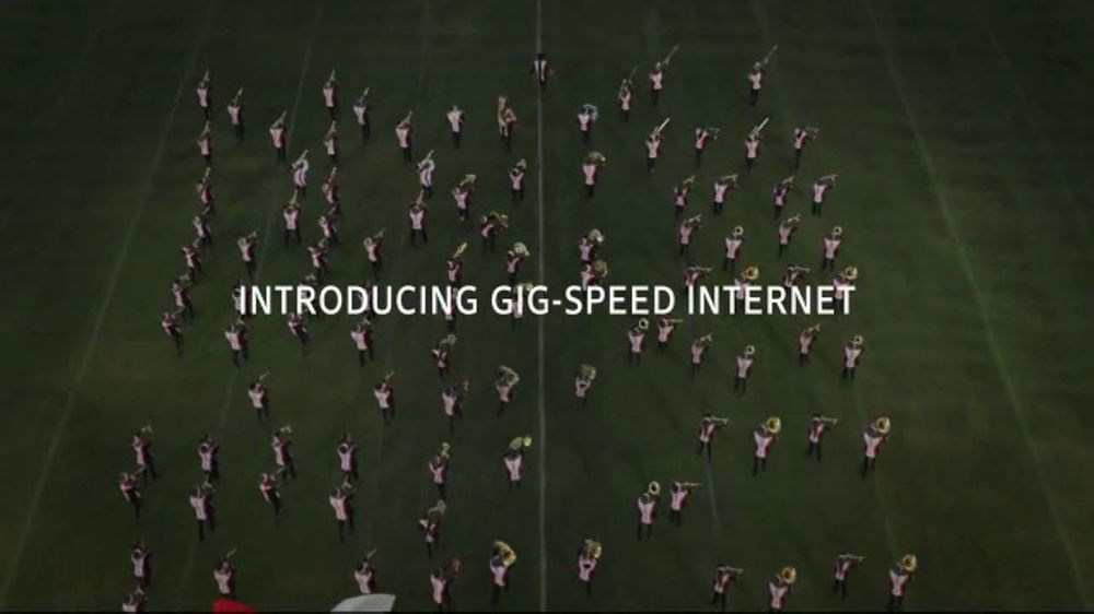 XFINITY Gig-Speed Internet TV Commercial, 'Welcome to the Party'