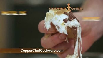 Copper Chef Fry Pan TV Spot, 'Sartén versátil' [Spanish] - Thumbnail 8