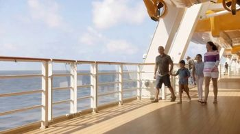 Disney Cruise Line TV Spot, 'Cool Things to Do' - Thumbnail 1