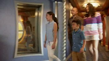 Disney Cruise Line TV Spot, 'Cool Things to Do'