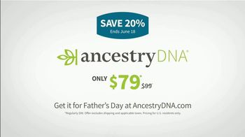 AncestryDNA TV Spot, 'Lyn: Father's Day' - Thumbnail 6