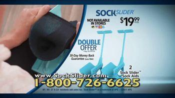 Sock Slider TV Spot, 'No More Struggling' - Thumbnail 10