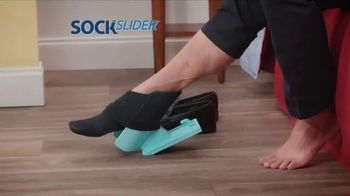 Sock Slider TV Spot, 'No More Struggling'