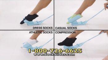 Sock Slider TV Spot, 'No More Struggling' - Thumbnail 7