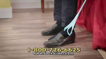 Sock Slider TV Spot, 'No More Struggling' - Thumbnail 8
