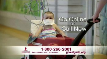 St. Jude Children's Research Hospital TV Spot, 'No One Prepares for Cancer' - Thumbnail 5
