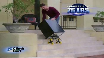 Climb Cart TV Spot, 'Simply Roll'