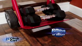 Climb Cart TV Spot, 'Simply Roll' - Thumbnail 5