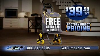 Climb Cart TV Spot, 'Simply Roll' - Thumbnail 8