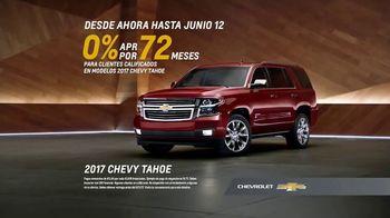 2017 Chevrolet Tahoe TV Spot, 'Los premios' [Spanish] [T2] - Thumbnail 5
