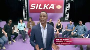 Silka TV Spot, 'Challenge: Day One' Featuring Willie Gault