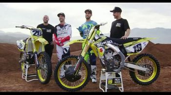 Wiseco Racer Elite Pistons TV Spot, 'Increase Power' Featuring Broc Tickle - Thumbnail 5