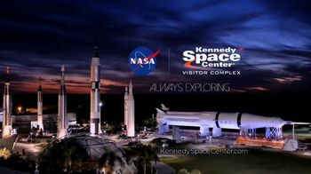 Kennedy Space Center Visitor Complex TV Spot, 'Rocket Garden' - Thumbnail 9