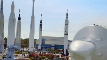 Kennedy Space Center Visitor Complex TV Spot, 'Rocket Garden' - Thumbnail 5