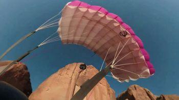 Garmin VIRB 360 TV Spot, 'Base Jumping Near Moab' - Thumbnail 4
